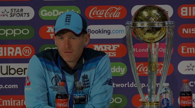 WATCH: Eoin Morgan holds Adil Rashid's faith in Allah responsible for England's maiden ICC Cricket World Cup win