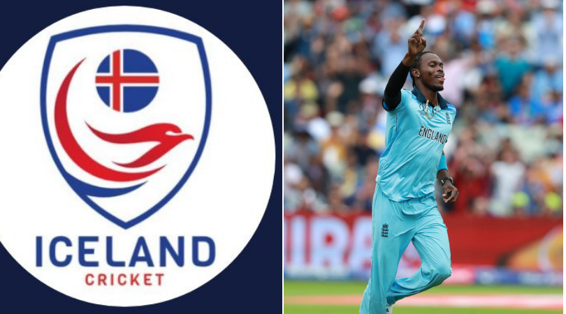 Iceland Cricket trolls Jofra Archer after his tweet regarding James Anderson's availability in England vs Ireland Test match
