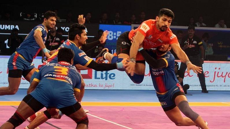 JAI vs UP Dream11 Team Prediction : Jaipur Pink Panthers Vs U.P. Yoddha Pro Kabaddi 2019 Best Dream 11 Team