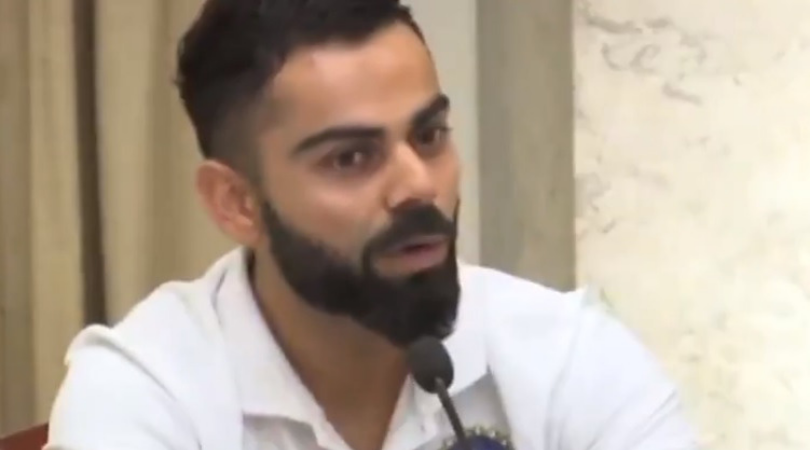Virat Kohli press conference: Watch Indian captain pass massive statement on alleged rift with Rohit Sharma