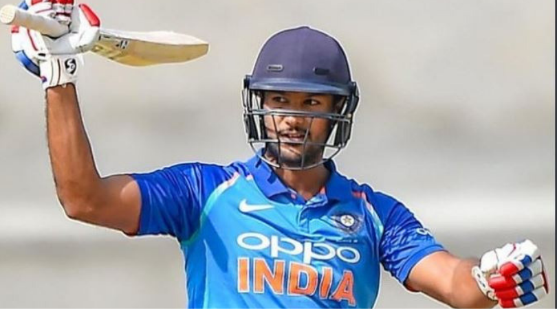 Mayank Agarwal admits he was having a hair-cut while earning 2019 World Cup call for India