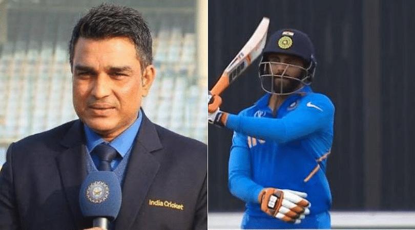 Sanjay Manjrekar comments on Ravindra Jadeja after the latter's brilliant knock during India vs New Zealand World Cup semi-final match