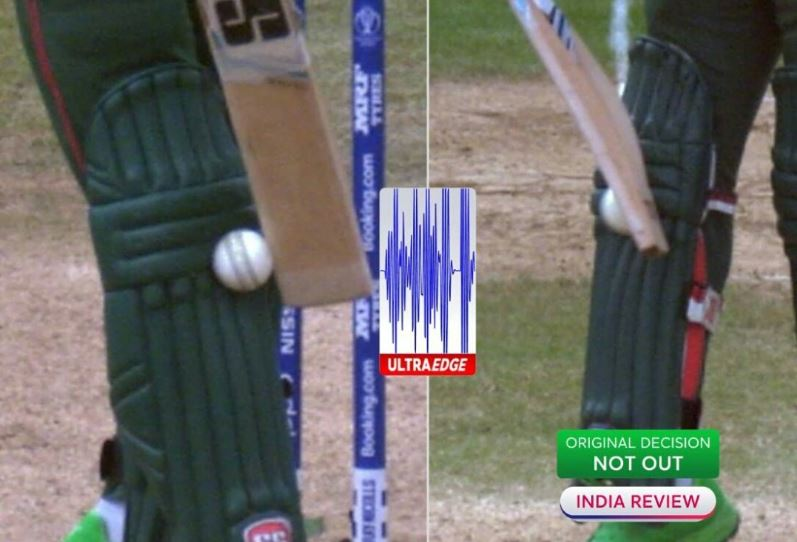 Twitter reactions on Virat Kohli getting angry after third umpire Aleem Dar rules Soumya Sarkar not out
