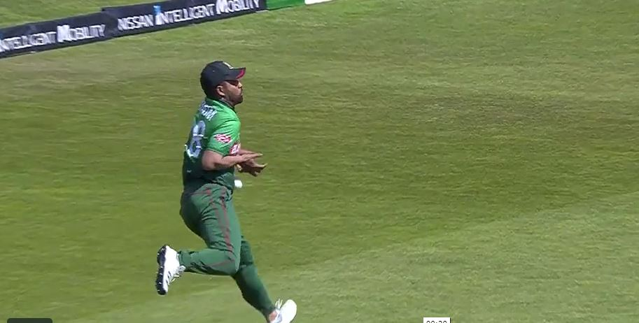 WATCH: Rohit Sharma survives as Tamim Iqbal drops simple catch during India vs Bangladesh 2019 World Cup match