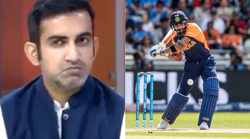 WATCH: Gautam Gambhir doubts Virat Kohli's leadership abilities ahead of India vs New Zealand 2019 World Cup semi-final match