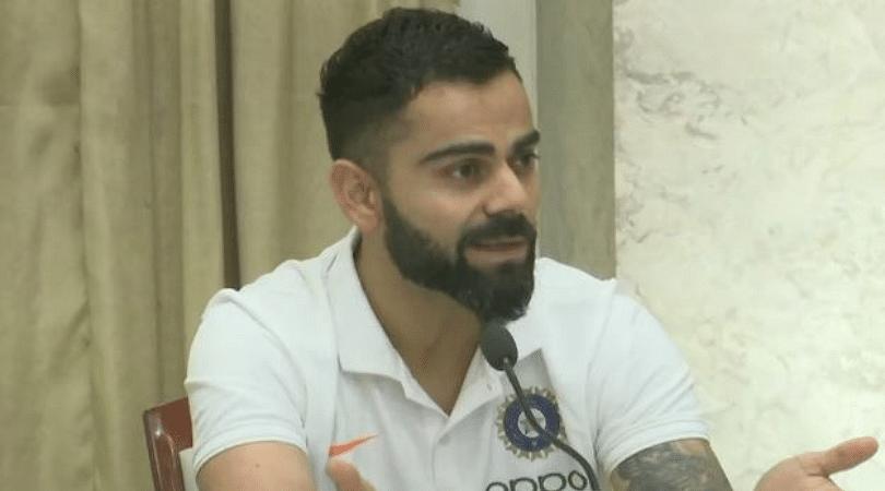 Virat Kohli explains how World Test Championships would make the game more intense
