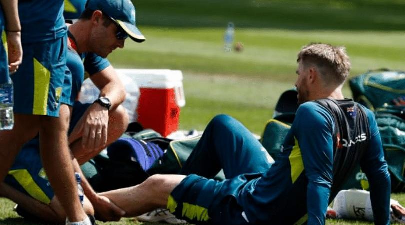 David Warner Injury: Australian opener limps off th field ahead of first Ashes 2019 Test at Edgbaston