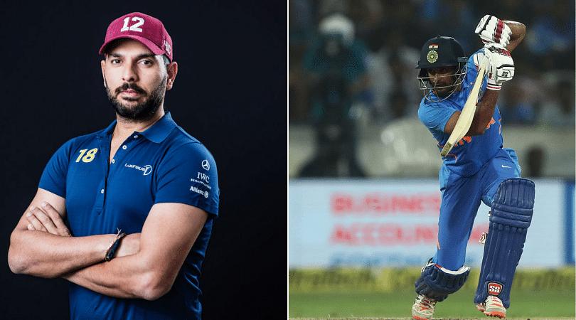 Yuvraj Singh passes massive statement on Ambati Rayudu after India's semi final exit from 2019 Cricket World Cup