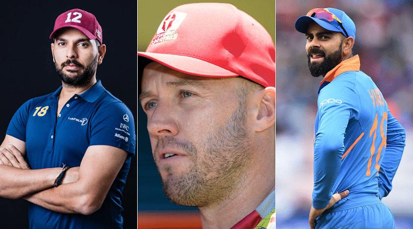 Virat Kohli and Yuvraj Singh comment on AB de Villiers' statement regarding comeback into South Africa's 2019 World Cup squad