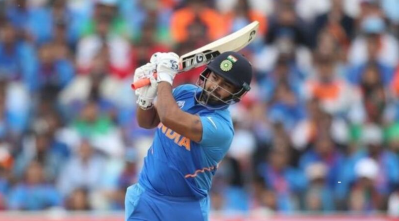 Twitter bashes Rishabh Pant for playing irresponsible shot in 3rd ODI vs West Indies