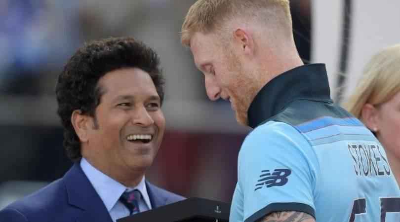 Sachin Tendulkar vs Ben Stokes: Fans severely criticize ICC for them rating Stokes over Tendulkar on Twitter