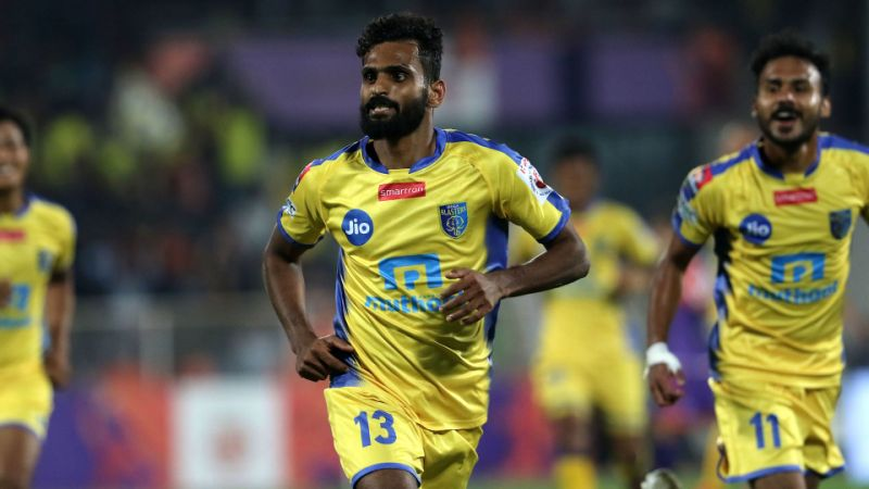 ISL transfers: Kerala Blasters forward CK Vineeth signs for Jamshedpur FC