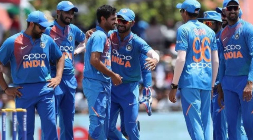 Who was declared Man of the Series in T20I series between India and West Indies?