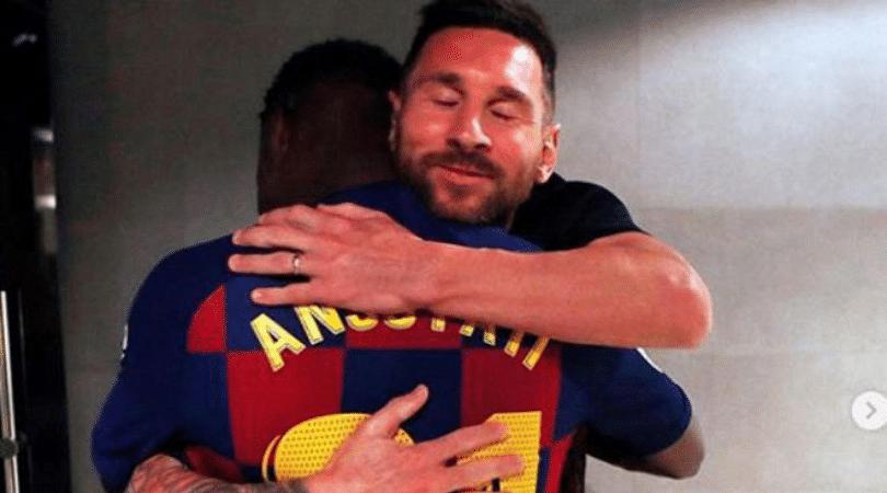 Ansu Fati highlights vs Real Betis: Watch 16-year old La Masia graduate impress on his Barcelona debut