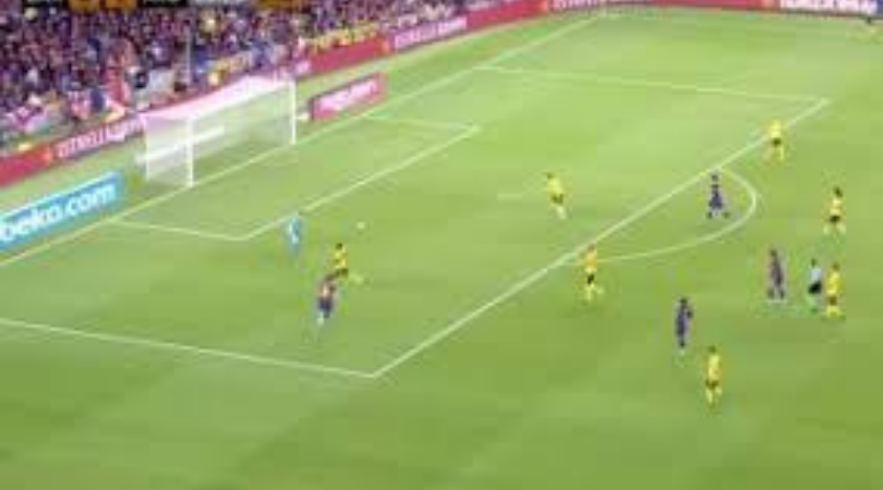 Watch: Arsenal's Ainsley Maitland-Niles concedes rib-tickling own goal vs Barcelona
