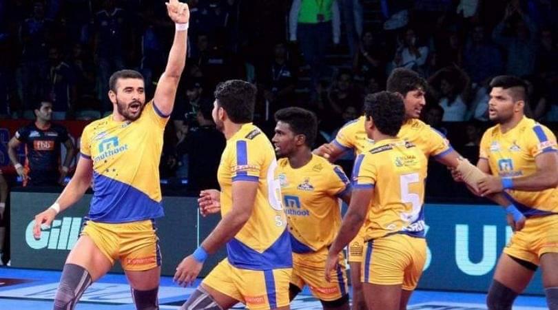 BEN vs TAM Dream11 Team Prediction : Bengal Warriors Vs Tamil Thalaivas Pro Kabaddi 2019 Best Dream 11 Team