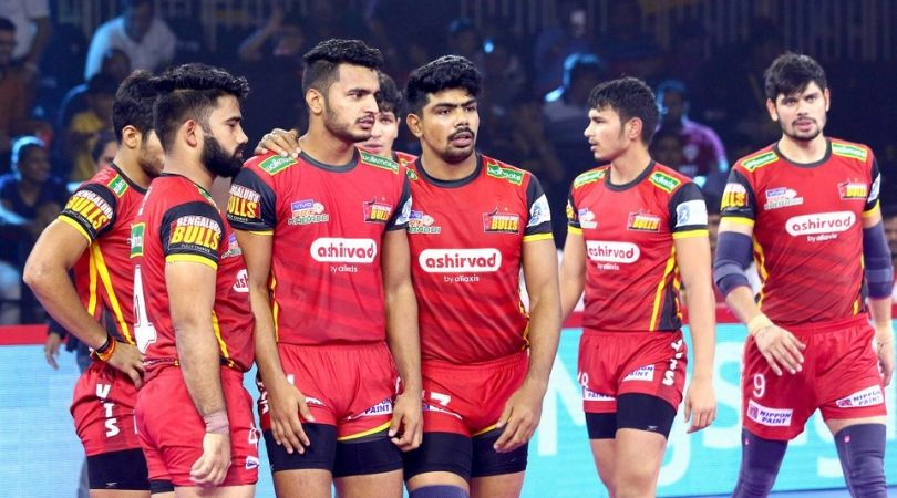 BLR vs TAM Dream11 Team Prediction : Tamil Thalaivas Vs Bengaluru Bulls Pro Kabaddi League Dream 11 Team Picks, Match Report And Probable Playing 7