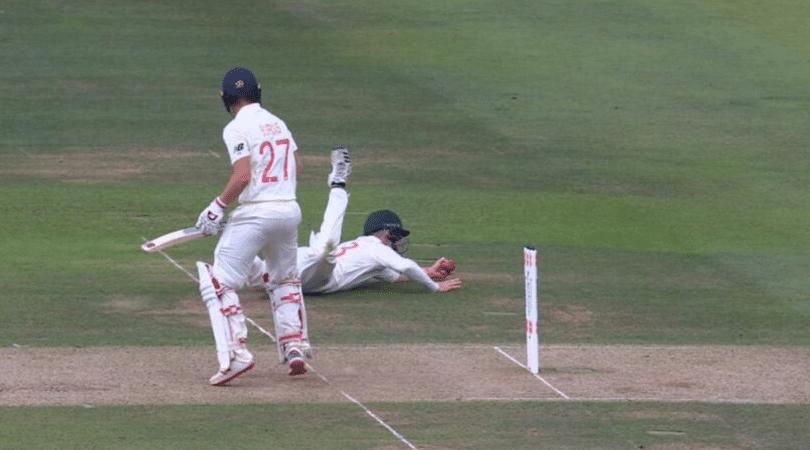 Cameron Bancroft catch vs England: Watch Australian fielder takes spectacular catch to dismiss Rory Burns