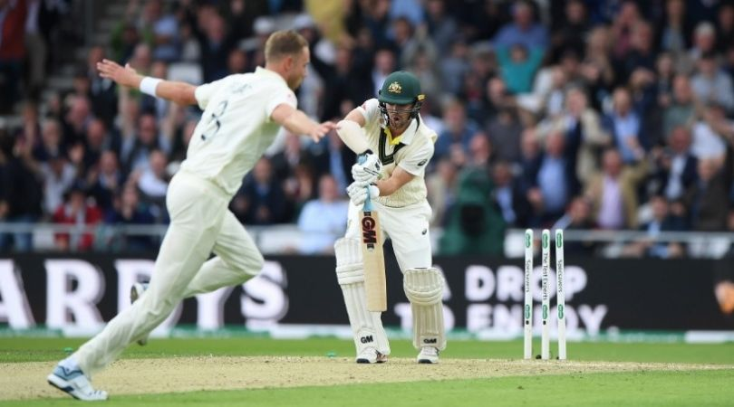 Travis Head dismissal vs England: Watch Stuart Broad beats Australian batsman all ends up at Headingley