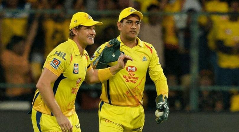 Shane Watson lauds MS Dhoni-Stephen Fleming combination for Chennai Super Kings