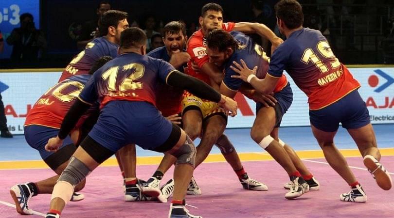 DEl vs JAI Dream11 Team Prediction : Dabang Delhi K.C. Vs Jaipur Pink Panthers Pro Kabaddi League Dream 11 Team Picks