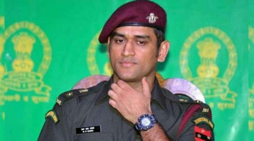 WATCH: MS Dhoni greeted with 'Boom Boom Afridi' chants in Kashmir