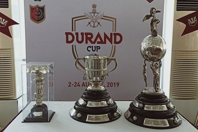 Durand Cup 2019 Schedule, live Score Update and results