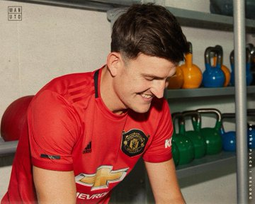 Harry Maguire takes huge jibe at Liverpool following Man Utd move