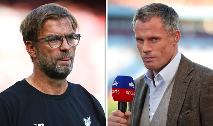 Liverpool News: Jurgen Klopp hits back at Jamie Carragher over Sadio Mane disagreement