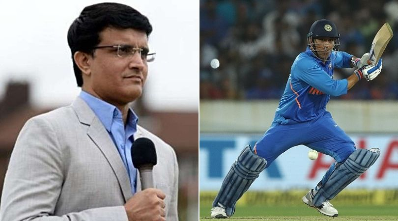 MS Dhoni retirement: Sourav Ganguly reveals right time for Dhoni to retire from international cricket
