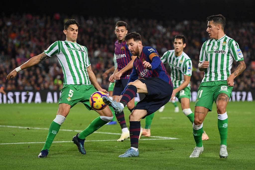 BAR vs RB Dream11 Team Predictions : Barcelona Vs Real Betis La Liga Dream 11 Team Picks And Probable Playing 11