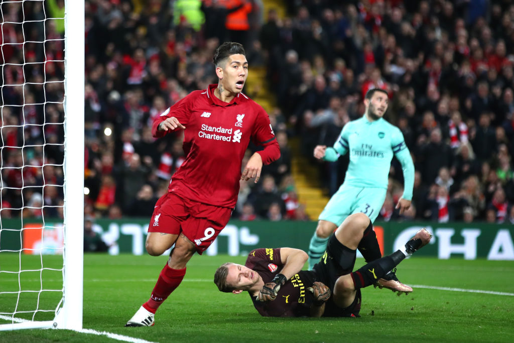 Liverpool Predicted Lineup Vs Arsenal: Liverpool Vs Arsenal Predicted Lineup for Premier League Gameweek 3 match