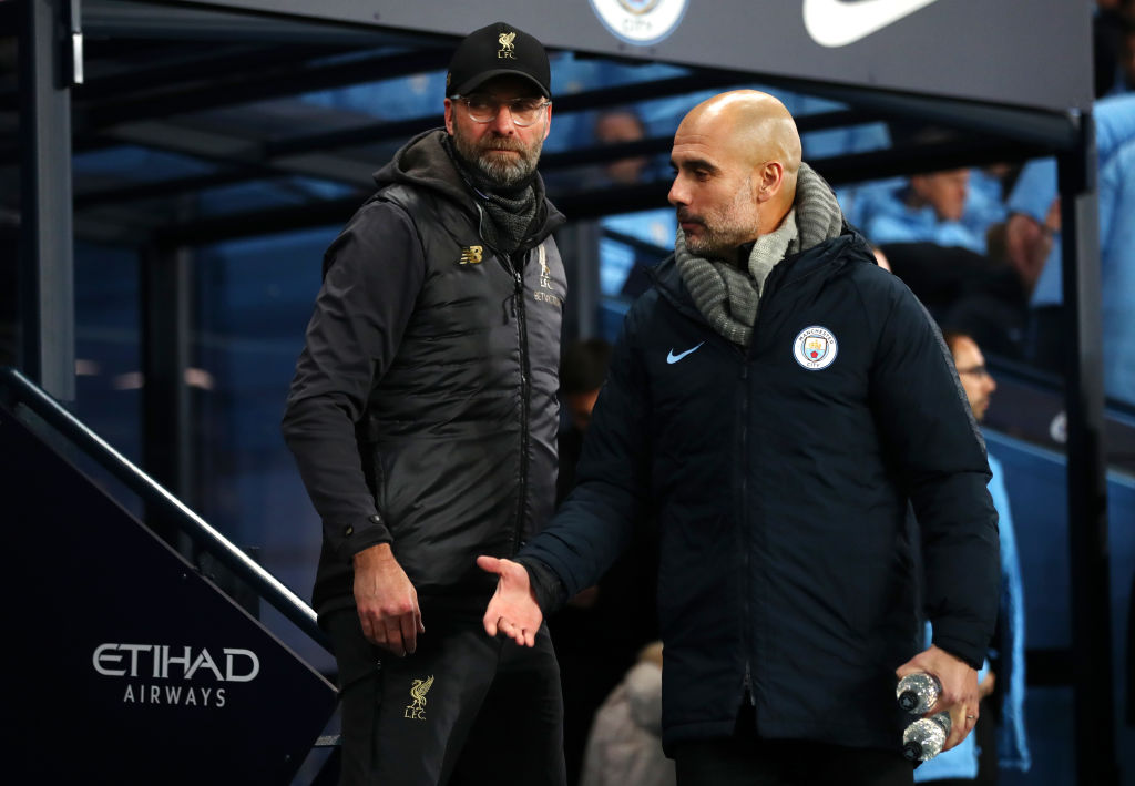 Pep Guardiola belittles Liverpool by comparing the Champions League with gambling at the Casino