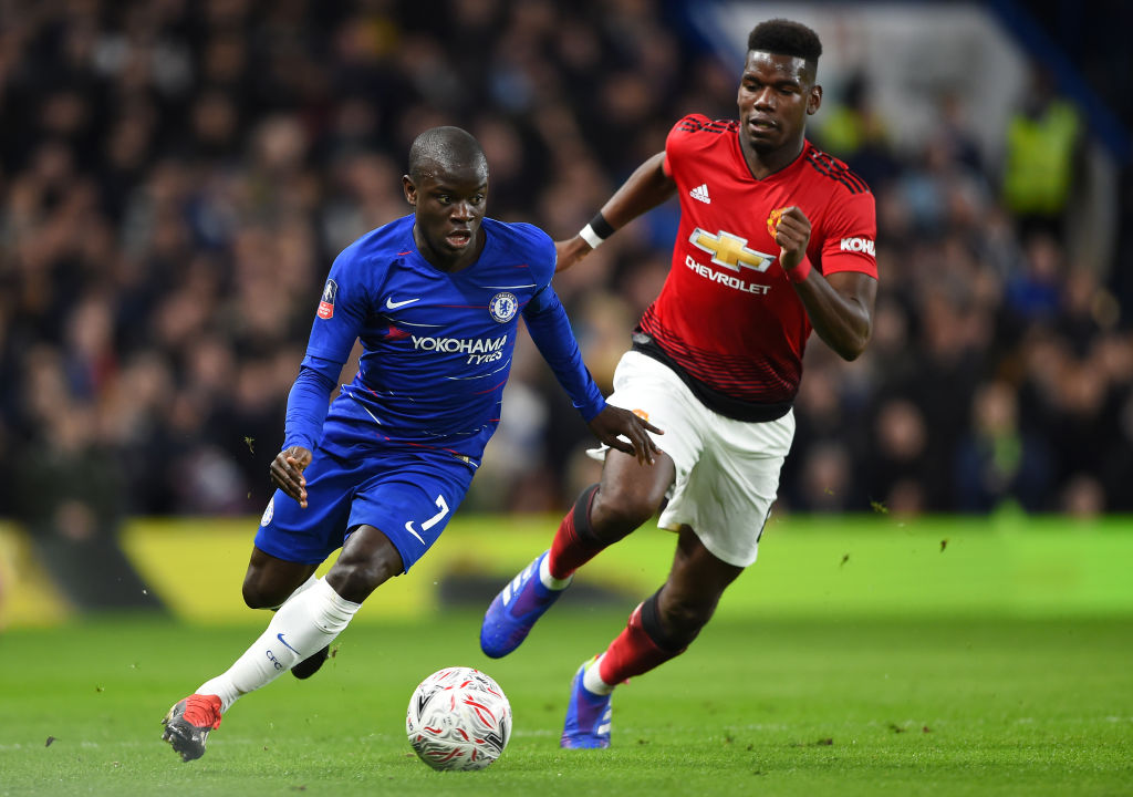 Chelsea Vs Man Utd Line up: How Frank Lampard's Blues could line up against Red Devils?