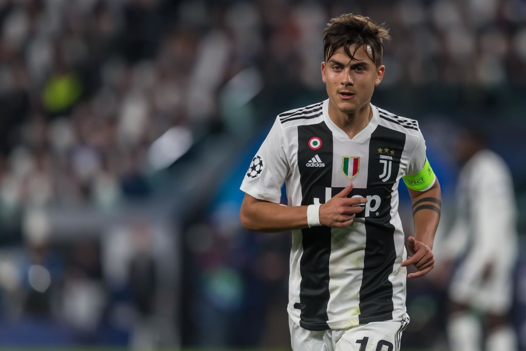 Paulo Dybala to Tottenham: Juventus star on the verge of joining Champions League Runners-up