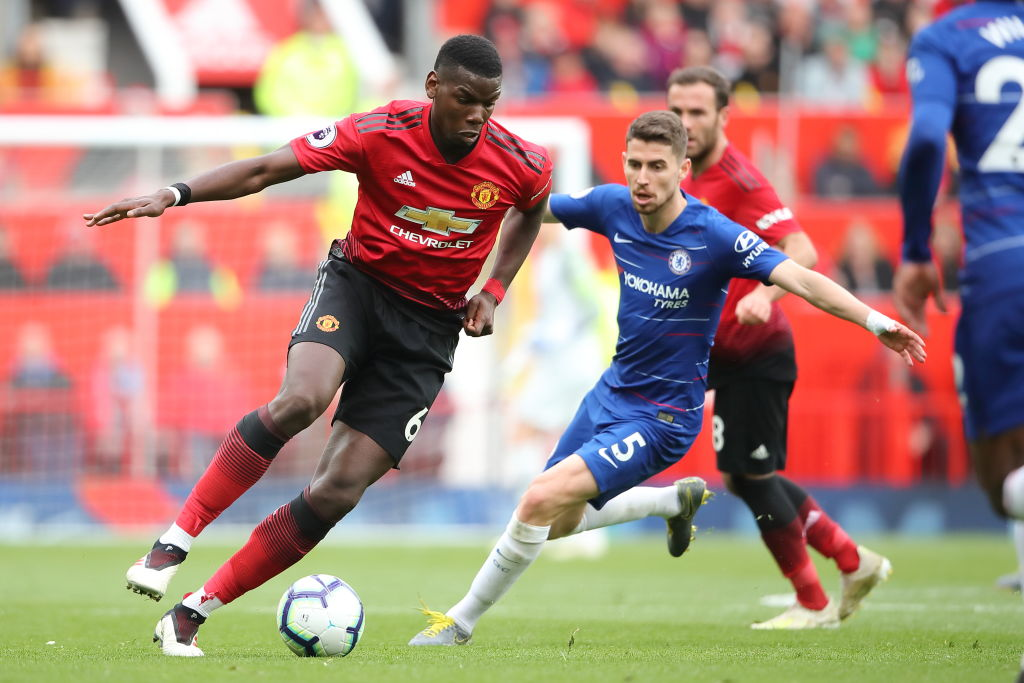 CHE vs MUN Dream11 Team Prediction for Chelsea Vs Manchester United Fourth Round Carabao Cup 2019-20 Match