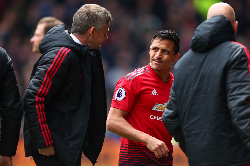 Man Utd transfer news: Ole Gunnar Solskjaer confirms Alexis Sanchez could leave this summer
