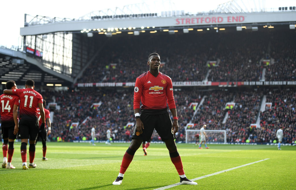 Paul Pogba leaves a classy message on twitter for racist trolls