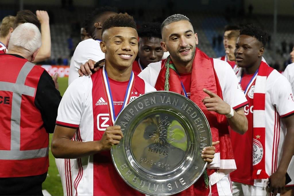Man Utd Transfer News: Solskjaer bids €60 million for Ajax Champions League hero