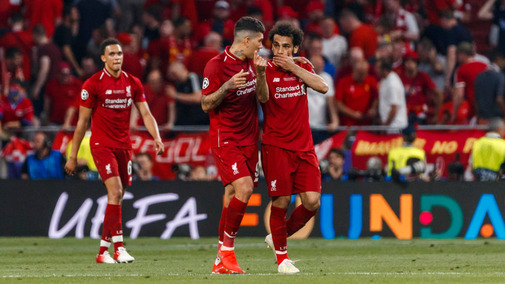 Roberto Firmino Assist : Liverpool Striker Pull Of A Sumptuous Assist Of The Season For Salah's Goal