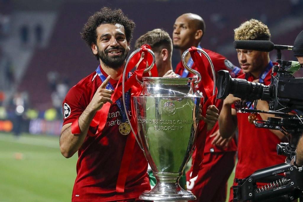 Mohamed Salah: Liverpool forward hits back at Pep Guardiola's bizarre Champions League comments