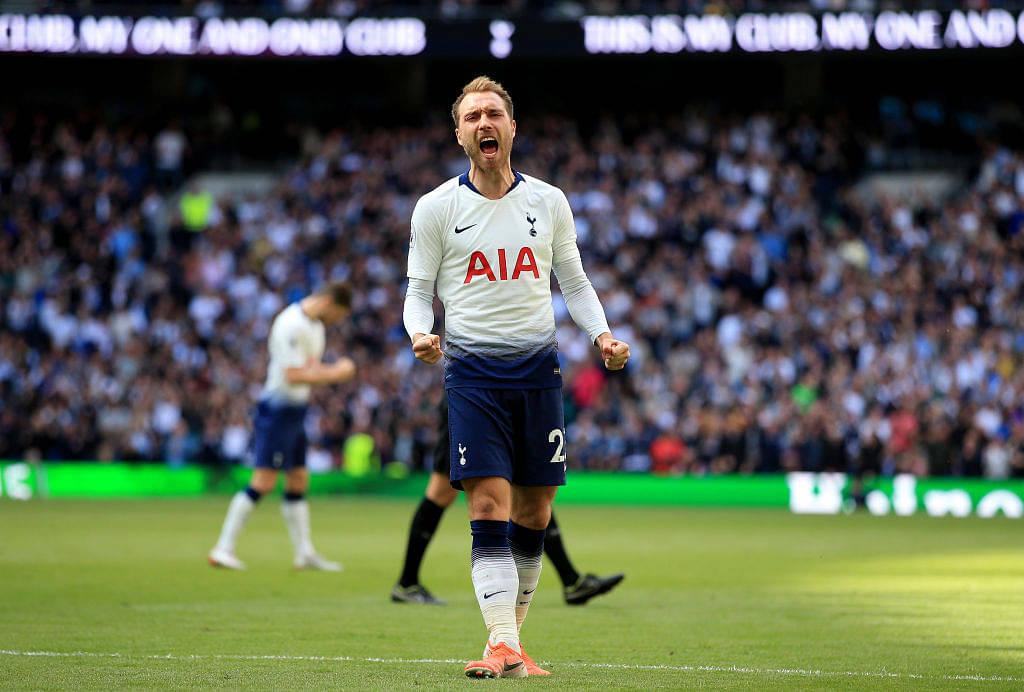 Christian Eriksen Transfer News: Man Utd target pursued by Spanish Giants