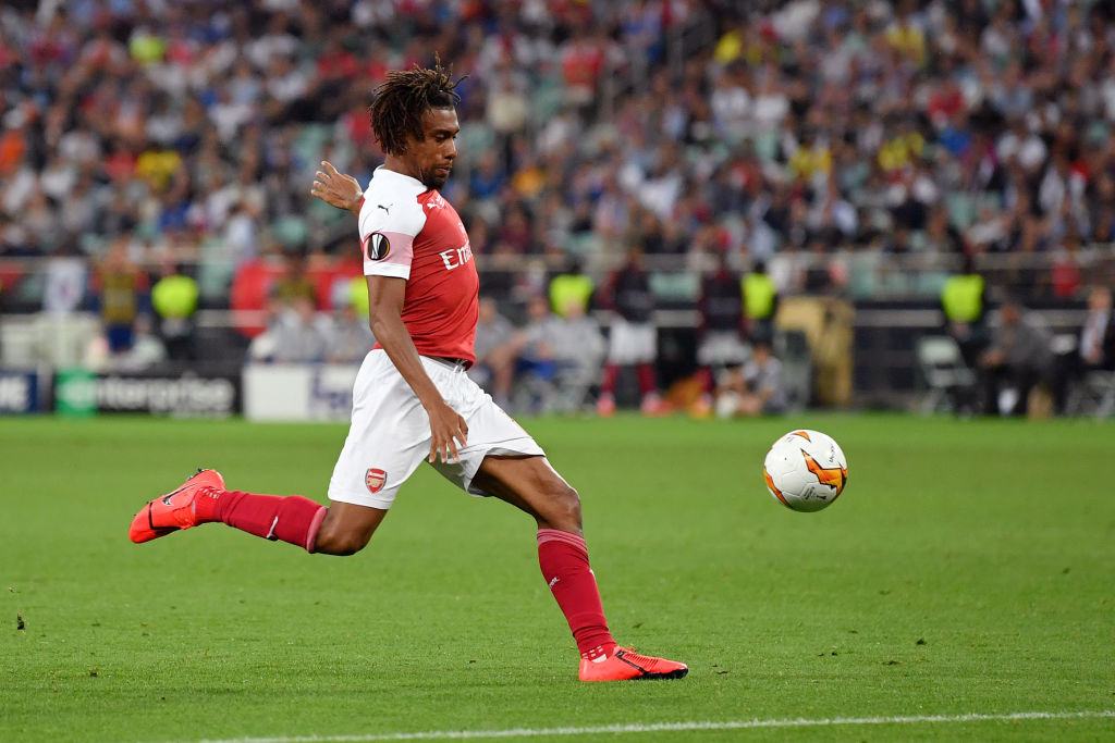 Arsenal Transfer News: Alex Iwobi to head to Everton after clubs agree on a deal