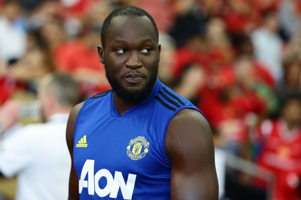 Watch: Manchester United fan makes a video mocking Romelu Lukaku