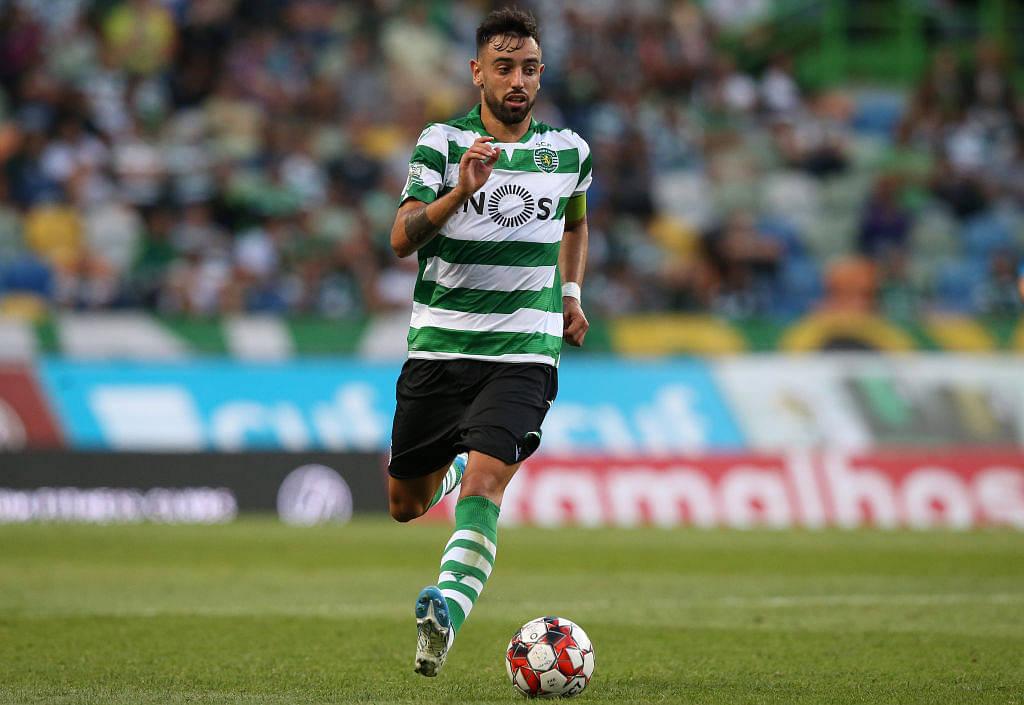 Bruno Fernandes Transfer : Portuguese International makes massive transfer declaration to Sporting Lisbon director