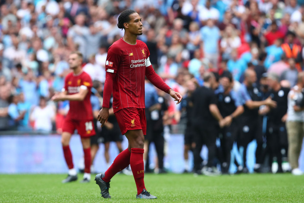 Gabriel Jesus becomes the first man to dribble past Virgil Van Dijk in 65 matches