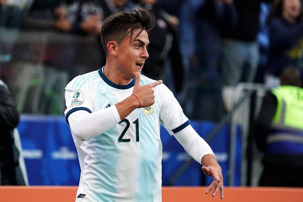 Paulo Dybala to Man Utd: Argentine International wants £350k-a-week at Manchester United
