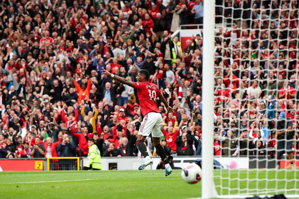 Marcus Rashford goal vs Chelsea: Watch Marcus Rashford convert a brilliant pass from Paul Pogba to make it 3-0