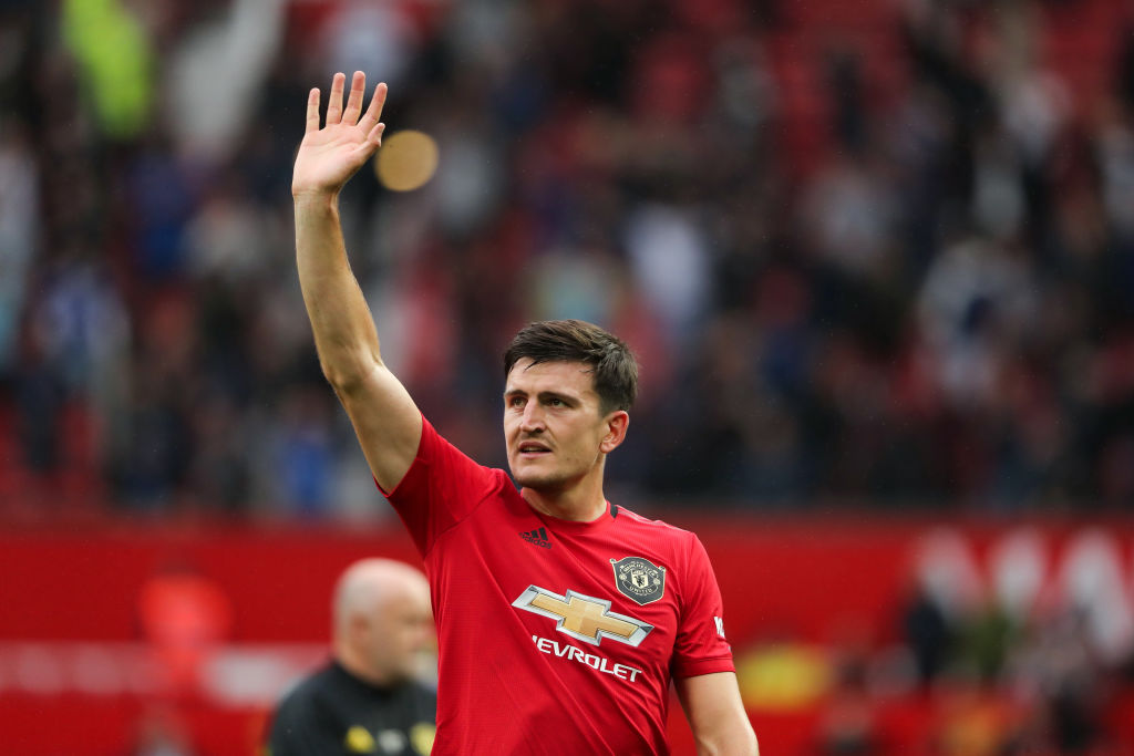 Harry Maguire: Liverpool legend says Maguire can be as good as Virgil Van Dijk