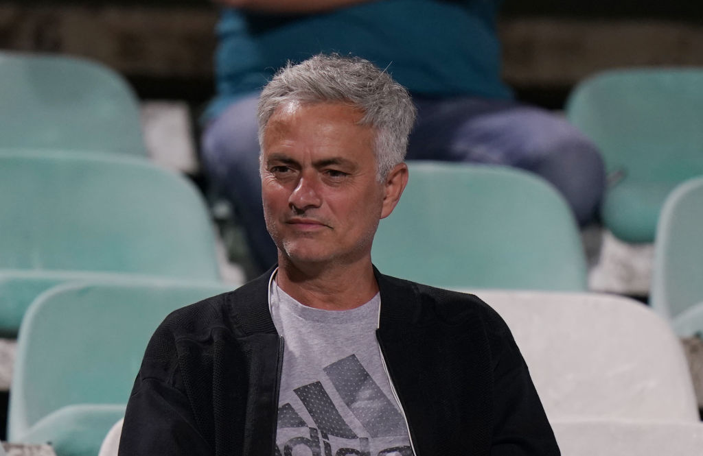 Jose Mourinho plots return to club management with Real Madrid